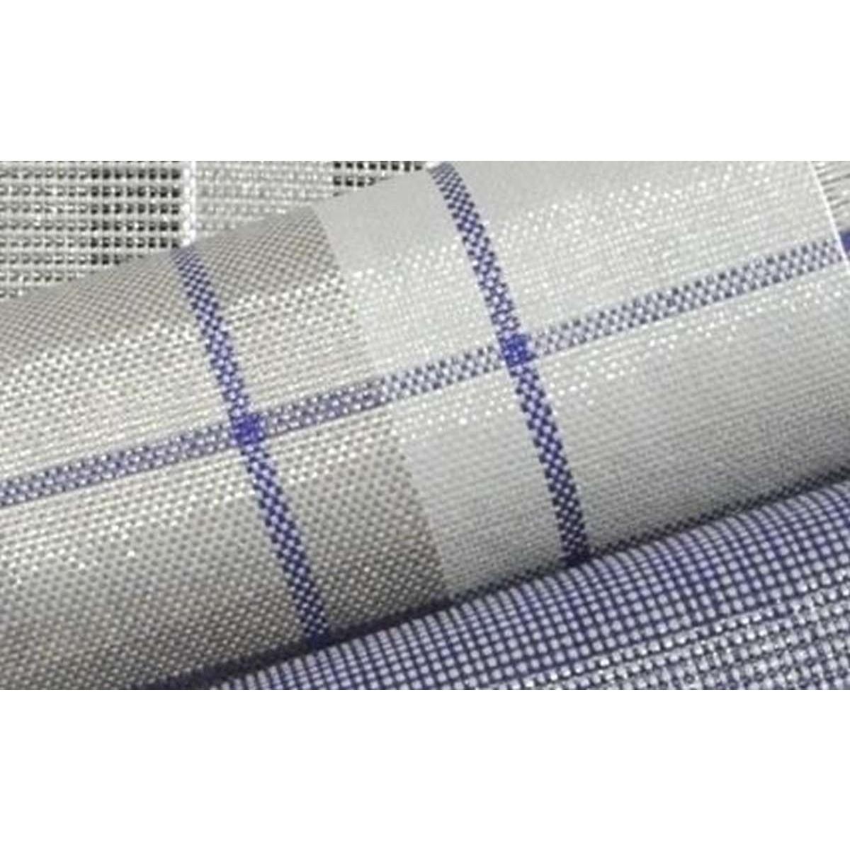 vorzeltteppich safari farbe grau blau. Black Bedroom Furniture Sets. Home Design Ideas