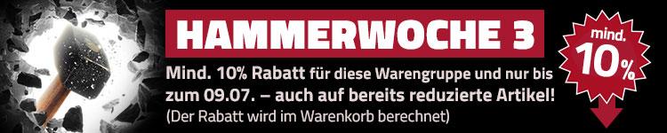 Hammerwochen 2020 - Woche 3