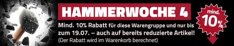 Hammerwochen 2020 - Woche 4