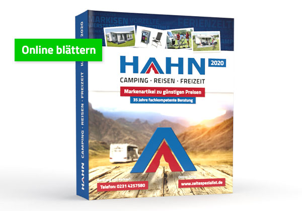 Hahn Katalog 2020
